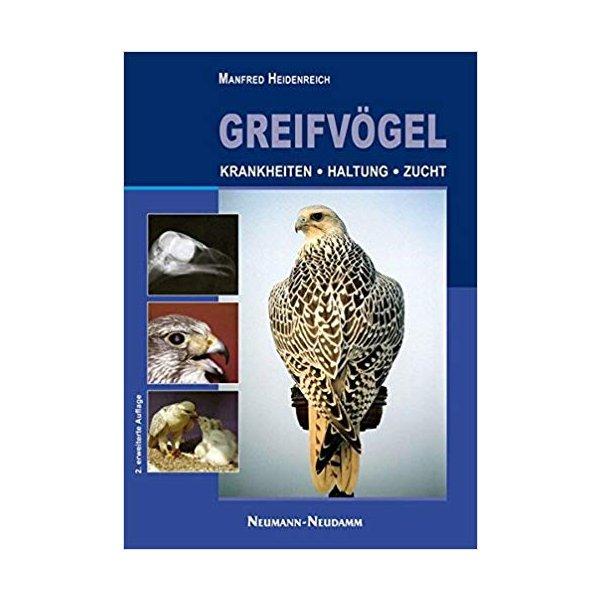Greifvögel - Manfred Heidenreich