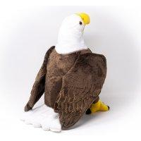 Kuscheltier - Weißkopfseeadler - Groß - 35 cm