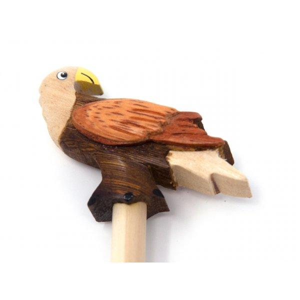 Holzbleistift - Weißkopfseeadler