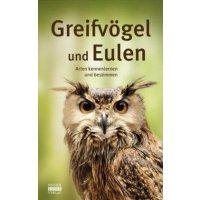Greifvögel und Eulen - Arten kennenlernen und...